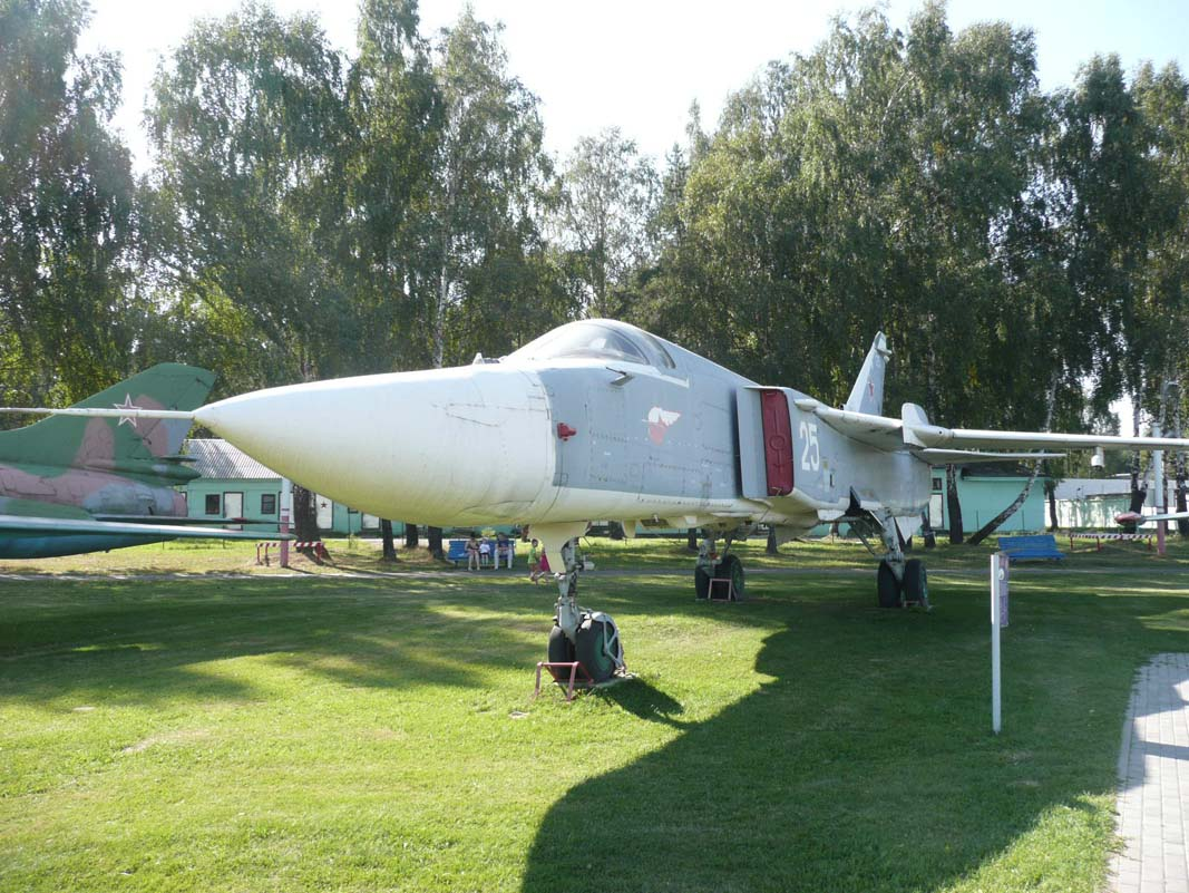 Aircraft from Minsk-Borovaya Air Museum