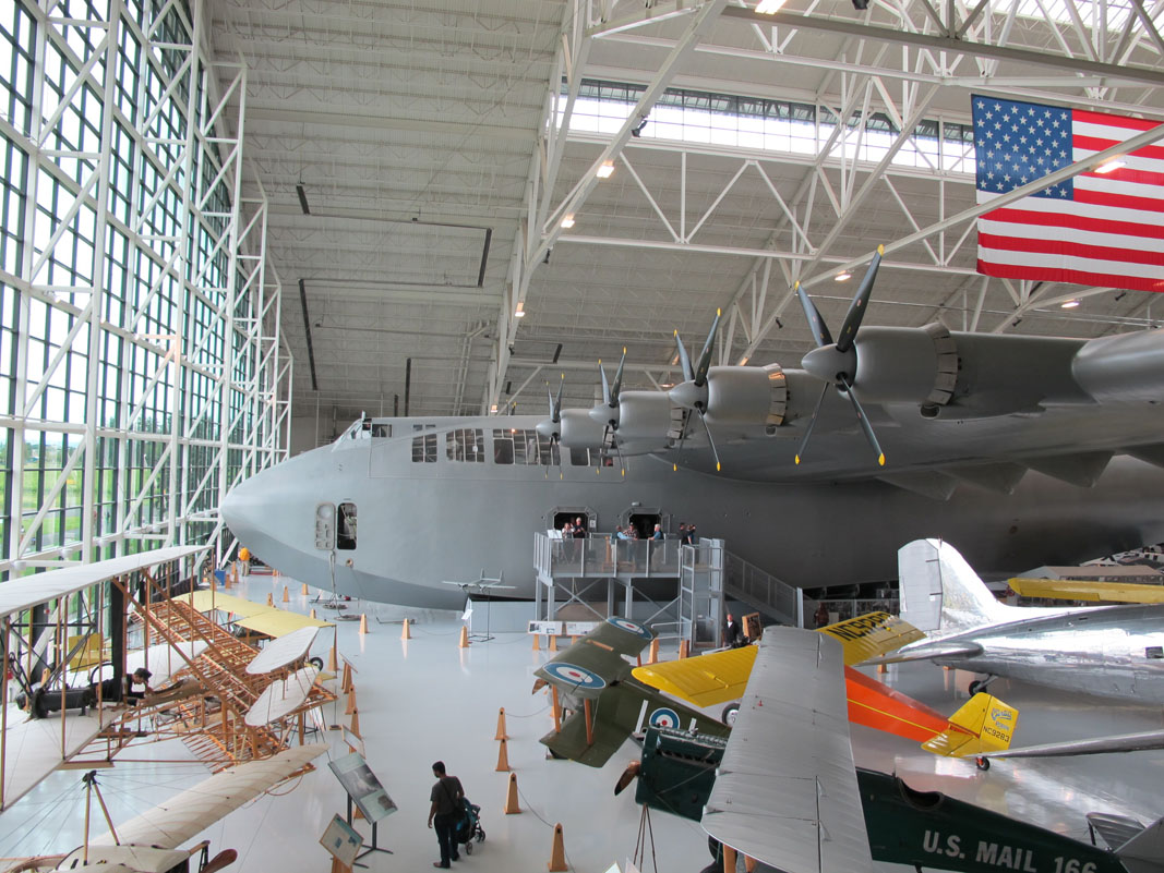 Spruce Goose and others
