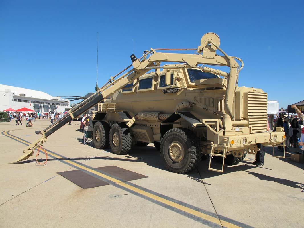 Modern US Armor