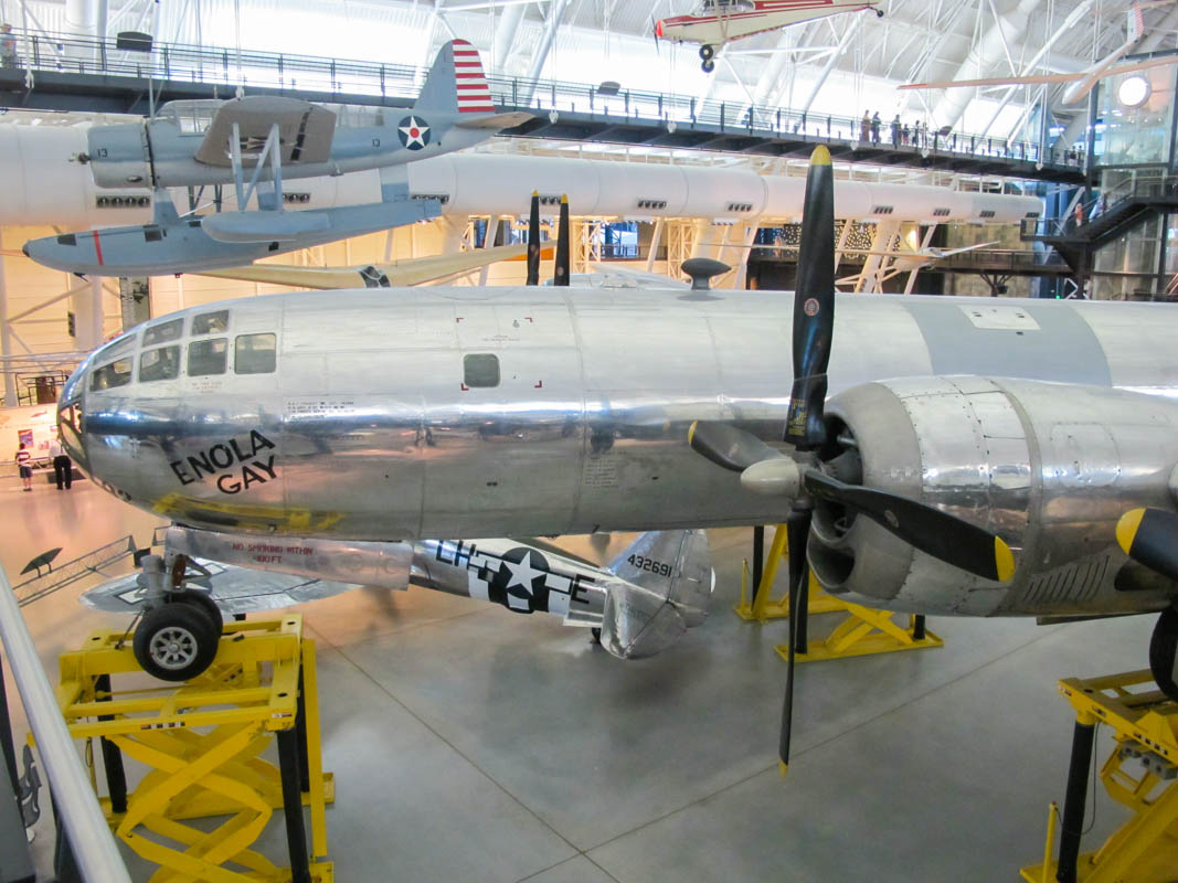 Enola Gay and others