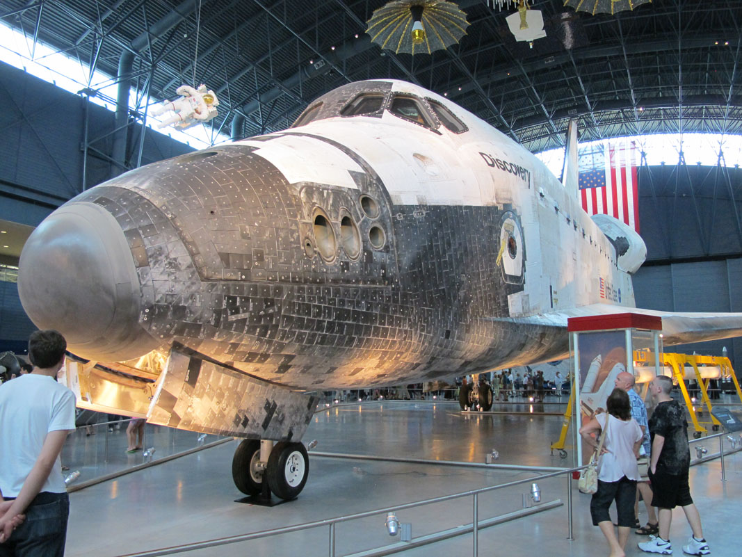 National Air & Space Museum – Udvar-Hazy Center