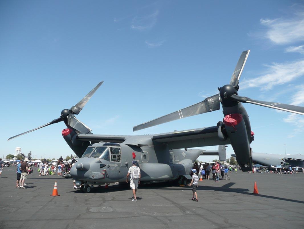Capital Air Show 2012
