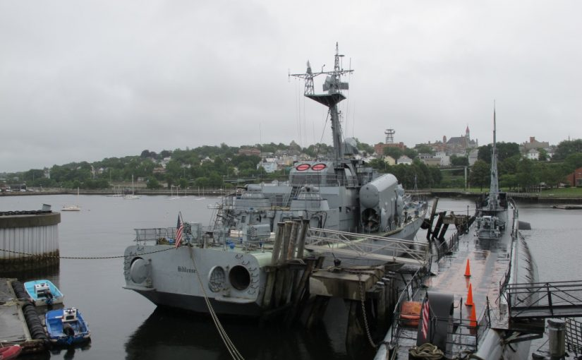 Naval update