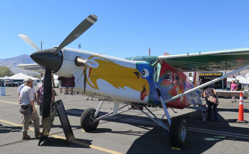 Reno Air Races 2015