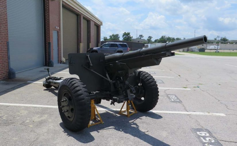 US Artillery from South Carolina Military Museum