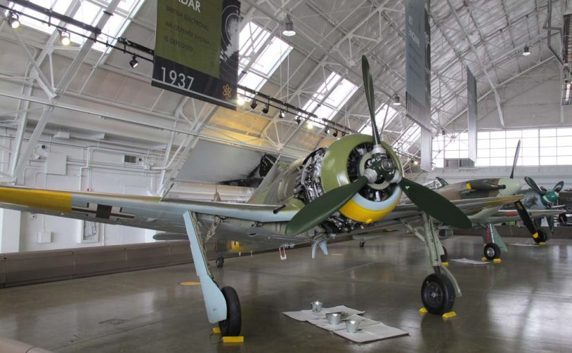 Last photos from the Flying Heritage Collection