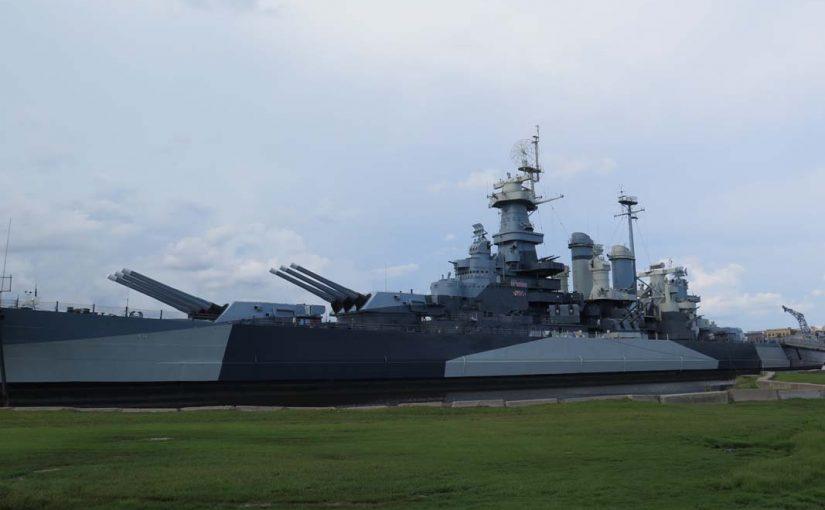 Naval post