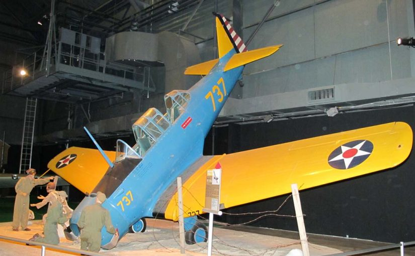 Another USAF museum post