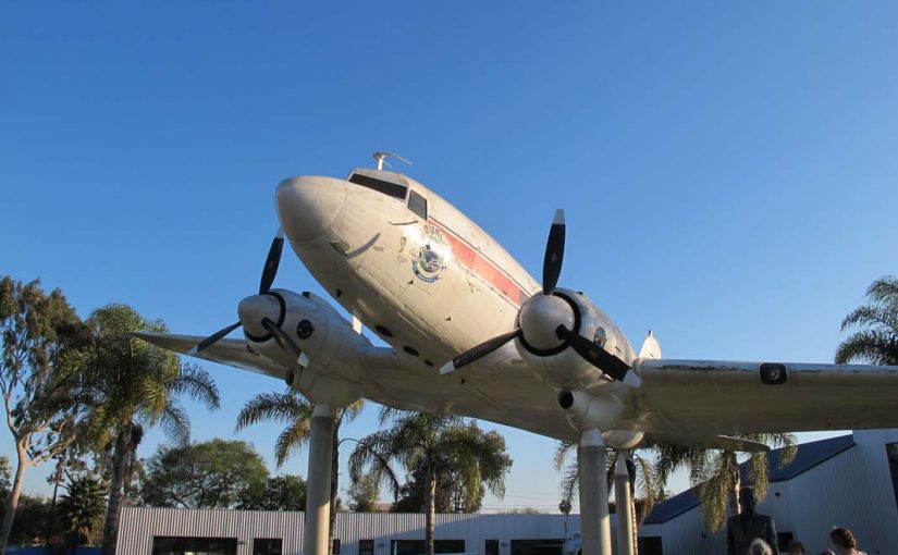 Last of Santa Monica Museum of Flying